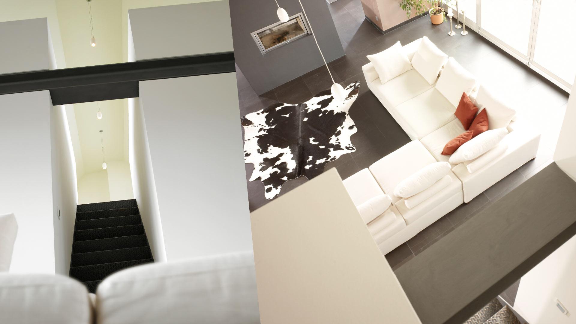 loft k eilmann architekt. Black Bedroom Furniture Sets. Home Design Ideas